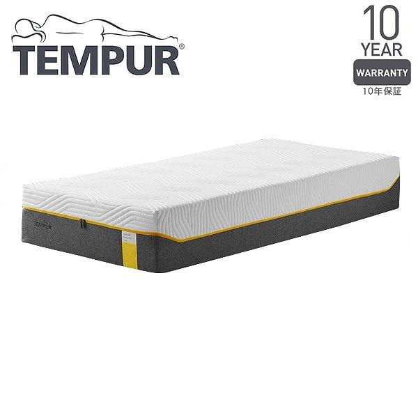 【送料無料】Tempur センセーションリュクス30 ホワイト セミダブル 120×195×30 [テンピュール 低反発 マットレス ベッド 寝具 安眠 快眠 快適枕]【同梱配送不可】【代引き不可】【沖縄・北海道・離島配送不可】
