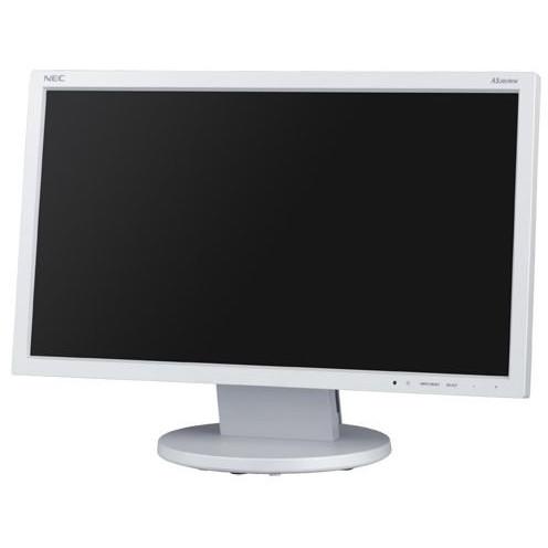 【送料無料】NEC LCD-AS203WM ホワイト [19.5型ワイド液晶ディスプレイ]【同梱配送不可】【代引き不可】【沖縄・離島配送不可】