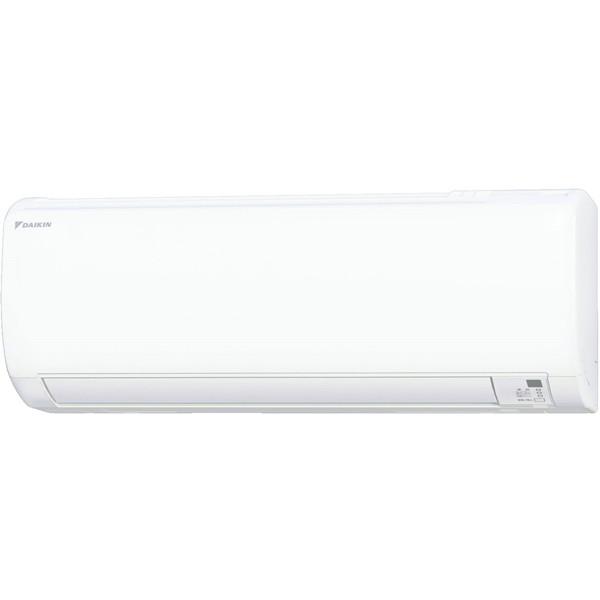 【送料無料】DAIKIN S28VTEV-W ホワイト Eシリーズ [エアコン (主に10畳用・200V対応・室外電源)]