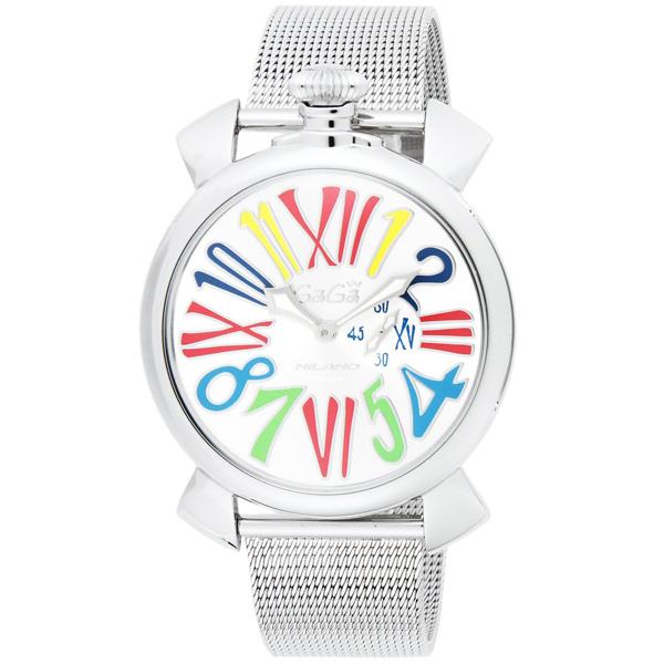 GAGA milano 5080.1 マヌアーレ シン [腕時計] 【並行輸入品】