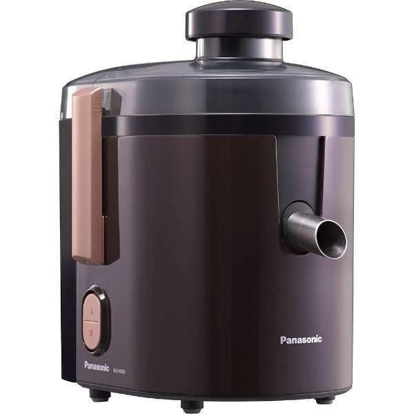 【送料無料】PANASONI CMJ-H600-T ブラウン [高速ジューサー]