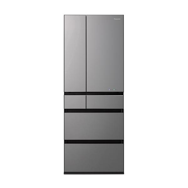 【送料無料】PANASONIC NR-F604WPX-H ミスティダークグレー WPXタイプ [冷蔵庫(600L・フレンチドア)]