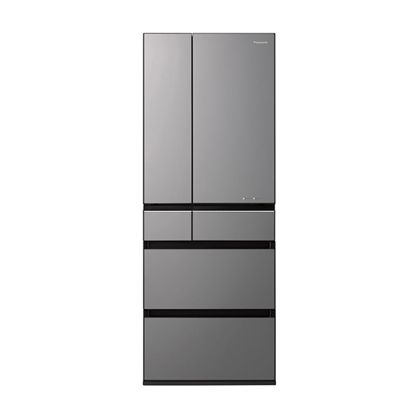 【送料無料】PANASONIC NR-F554WPX-H ミスティダークグレー WPXタイプ [冷蔵庫(550L・フレンチドア)]