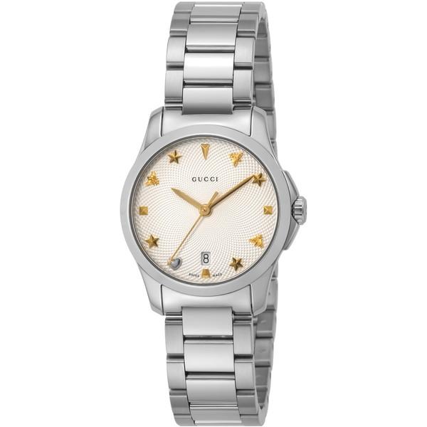 【送料無料】GUCCI(グッチ) YA126572 Gタイムレス [クォーツ腕時計(レディース)] 【並行輸入品】