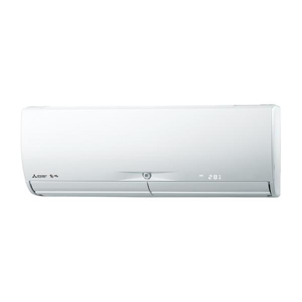 【送料無料】MITSUBISHI MSZ-JXV5618S-W ウェーブホワイト 霧ヶ峰 JXVシリーズ [エアコン(主に18畳・単相200V)]