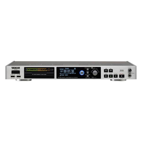 TEAC SD-500HR [ハイレゾ・マスターレコーダー(ハイレゾ音源対応・SDカード記録型)]
