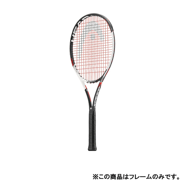 【送料無料】テニスラケット 硬式 ヘッド(HEAD) ジョコビッチ使用モデル Gra Touch Speed Pro G2 [硬式テニスラケット(フレームのみ)] テニス ソニー製スマートテニスセンサー対応