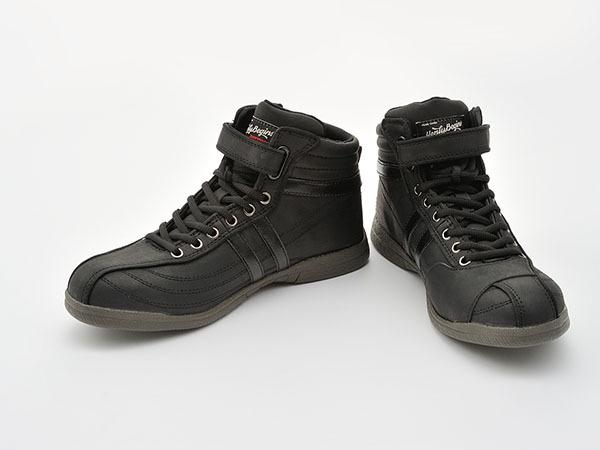 お手軽なライディングシューズ デイトナ D97211 ブラック シューズ SAFE 公式ショップ 新商品!新型 26.5cm HBS-001