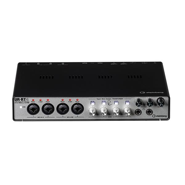 Steinberg UR-RT4 [USBオーディオ(MIDIインターフェイス・6イン×4アウト)]