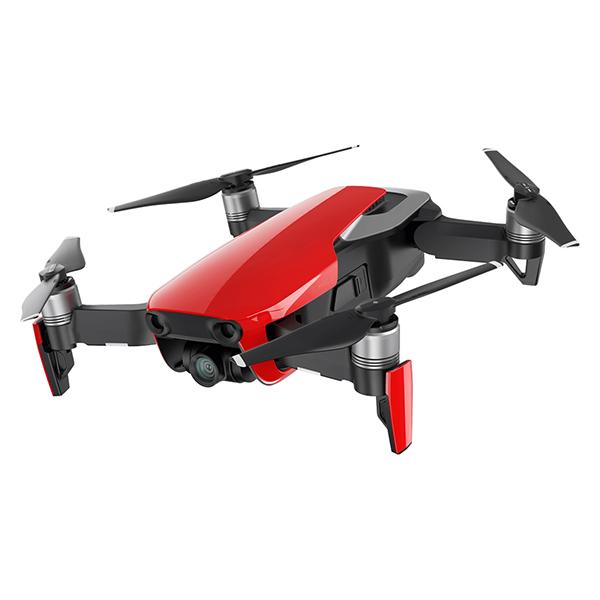 【送料無料】【国内正規品】DJI MAVIC AIR Fly More コンボ(フレイムレッド) [ドローン]