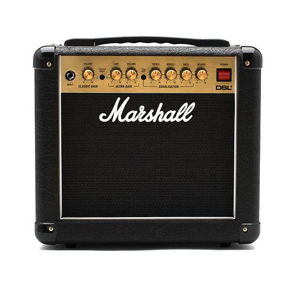 【送料無料】Marshall DSL1C DSLシリーズ [ギターアンプ(1W)]