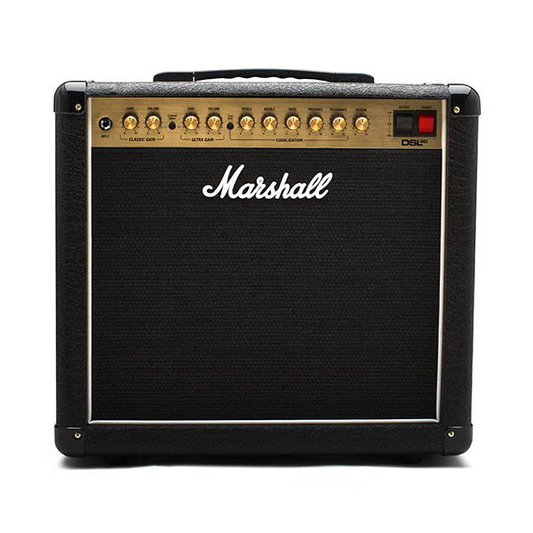 【送料無料】Marshall DSL20C DSLシリーズ [ギターアンプ(20W)]