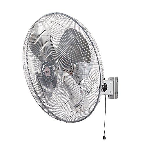 【送料無料】広電 KSF5054-S [アルミ羽根壁掛け型工業扇(50cm・4枚羽根)]