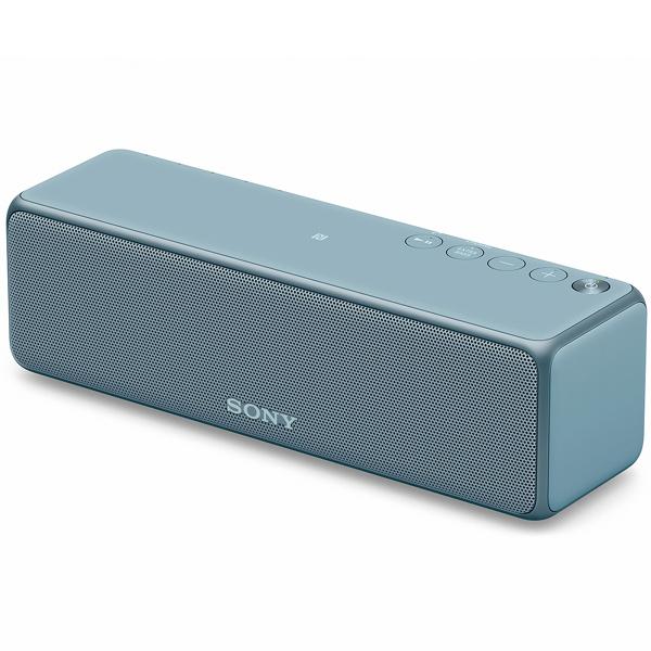 【送料無料】SONY SRS-HG10-L ムーンリットブルー h.ear go 2 [ワイヤレスポータブルスピーカー (ハイレゾ音源/Bluetooth対応)] SRSHG10L