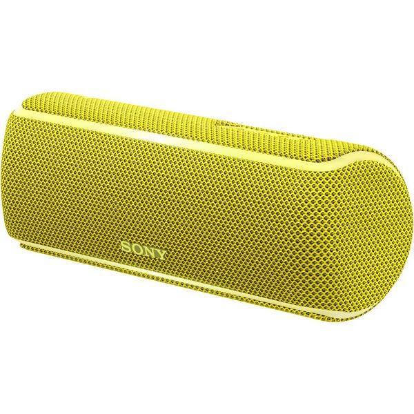 【送料無料】SONY SRS-XB21-B イエロー [Bluetoothワイヤレススピーカー(防水対応)] SRSXB21Y