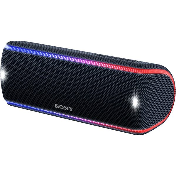 【送料無料】SONY SRS-XB31-B ブラック [Bluetoothワイヤレススピーカー(防水対応)] SRSXB31B
