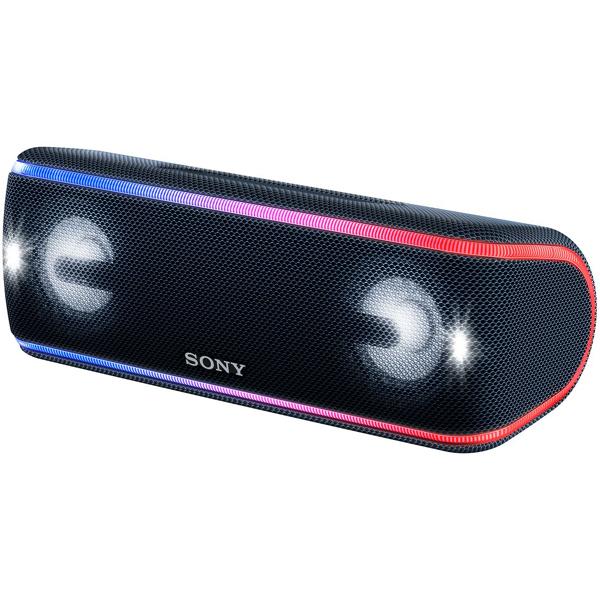 【送料無料】SONY SRS-XB41-B ブラック [Bluetoothワイヤレススピーカー(防水対応)] SRSXB41B