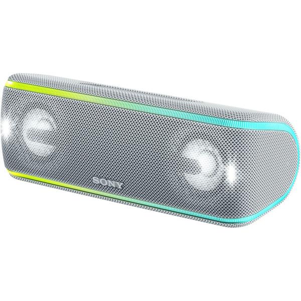 【送料無料】SONY SRS-XB41-W ホワイト [Bluetoothワイヤレススピーカー(防水対応)] SRSXB41W