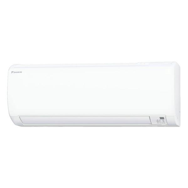 【送料無料】【早期工事割引キャンペーン実施中】 DAIKIN S40VTEV-W ホワイト Eシリーズ [エアコン (主に14畳用・200V対応・室外電源)]