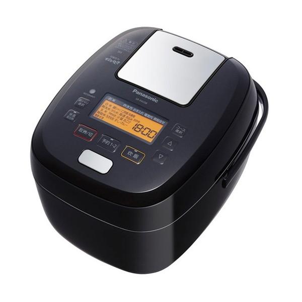 【送料無料】PANASONIC SR-PA108-K ブラック おどり炊き [可変圧力IH炊飯器(5.5合炊き)]
