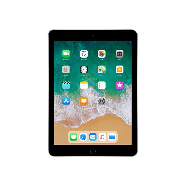 【送料無料】APPLE MR7J2J/A スペースグレイ [iPad Wi-Fiモデル 9.7インチ 128GB]