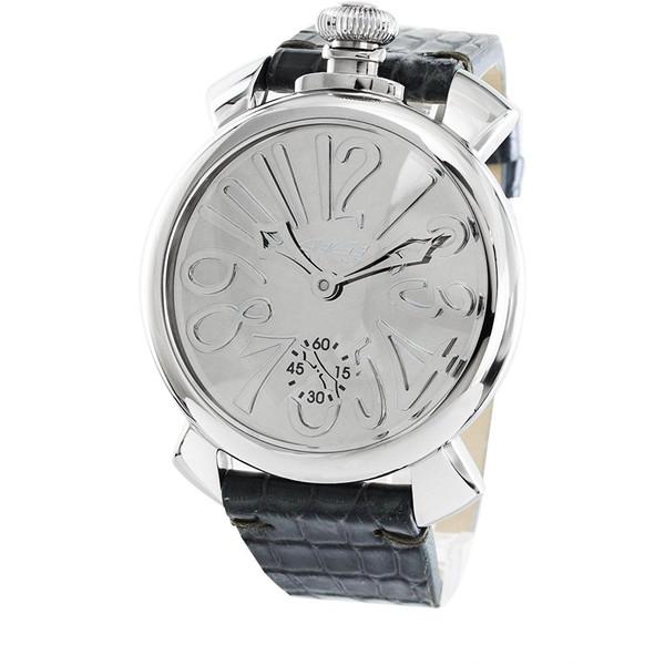 【送料無料】GAGA milano(ガガミラノ) 5210.MIR.01S MANUALE 48MM [手巻き腕時計(メンズ)] 【並行輸入品】