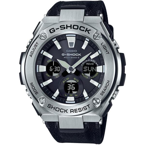 【送料無料】CASIO(カシオ) GST-W130C-1AJF G-SHOCK G-STEEL [ソーラー充電式腕時計(メンズ)]