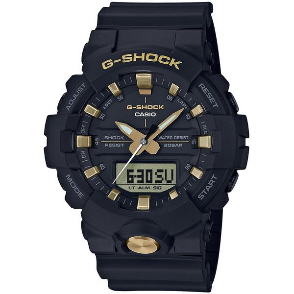 【送料無料】CASIO(カシオ) GA-810B-1A9JF G-SHOCK BLACK & GOLD [クォーツ腕時計(メンズ)]