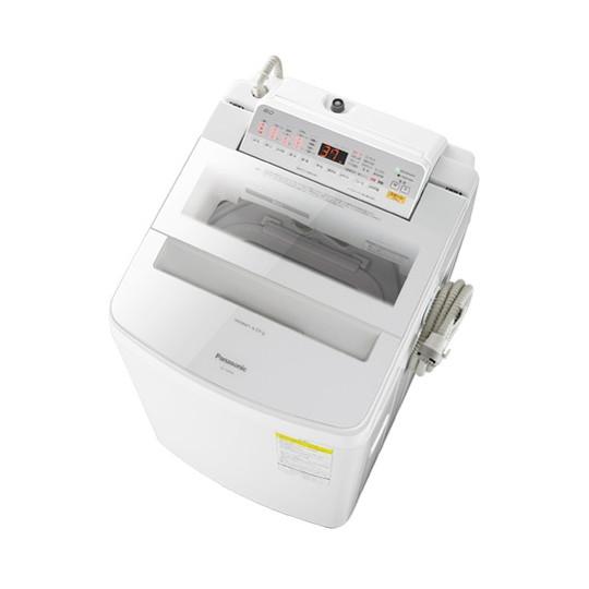 【送料無料】PANASONIC NA-FW80S6-W ホワイト [洗濯乾燥機(洗濯8.0kg/乾燥4.5kg)] 【代引き・後払い決済不可】【離島配送不可】