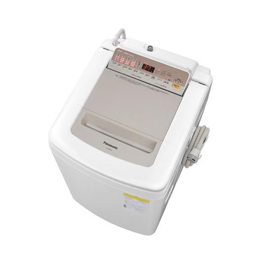 【送料無料】PANASONIC NA-FD80H6 シャンパン [洗濯乾燥機(洗濯8.0kg/乾燥4.5kg)]