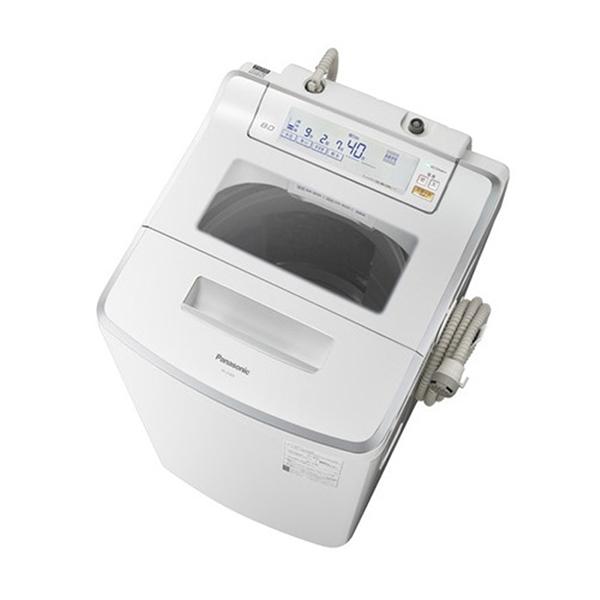 【送料無料】PANASONIC NA-JFA805 クリスタルホワイト Jコンセプト [全自動洗濯機(洗濯8.0kg)]