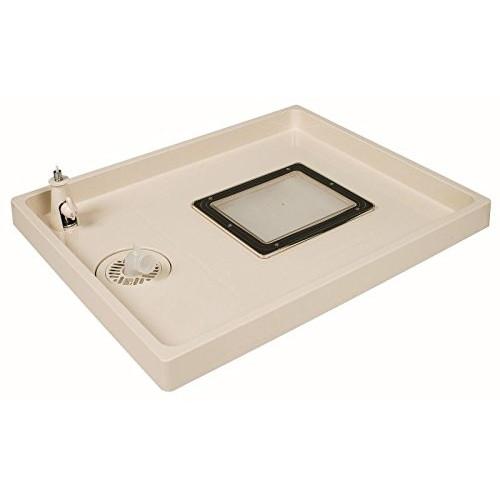【送料無料】テクノテック TSC-800-R コックタッチエンデバー [点検口・給水栓付防水パン(水栓右)]