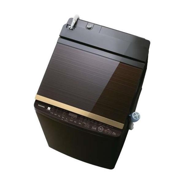 【送料無料】東芝 AW-10SV7(T) グレインブラウン ZABOON [洗濯乾燥機(洗濯10.0kg/乾燥5.0kg)] 【代引き・後払い決済不可】【離島配送不可】