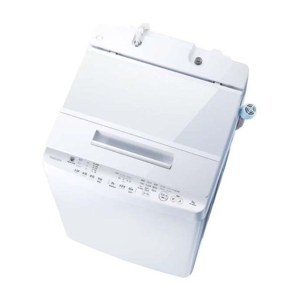 東芝 AW-9SD7 グランホワイト ZABOON [簡易乾燥機能付洗濯機(9.0kg) ウルトラファインバブル洗浄W 自動お掃除モード] 【代引き・後払い決済不可】【離島配送不可】