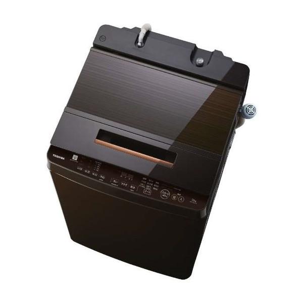 【送料無料】東芝 AW-12XD7(T) グレインブラウン ZABOON [簡易乾燥機能付洗濯機(12.0kg)] 【代引き・後払い決済不可】【離島配送不可】