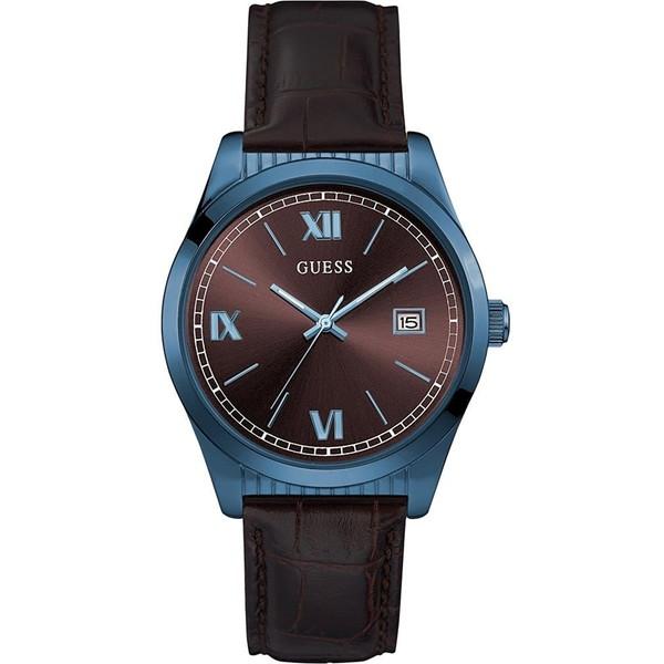 【送料無料】GUESS W0874G3 BAXTER [クォーツ腕時計(メンズ)] 【並行輸入品】