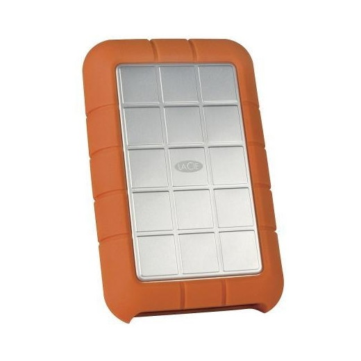 【送料無料】ELECOM LCH-RG020T3 LaCie HDD rugged Triple 2.0TB