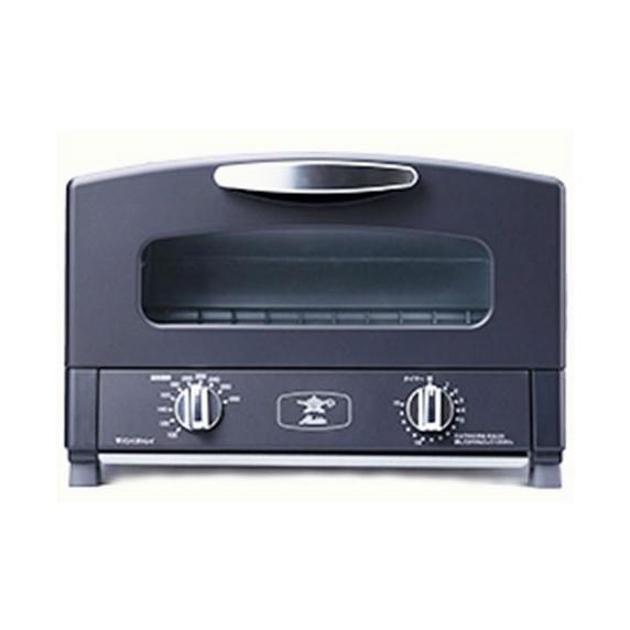 【送料無料】アラジン トースター 2枚焼き ブラック AET-GS13N(K) Aladdin [グラファイトトースター]
