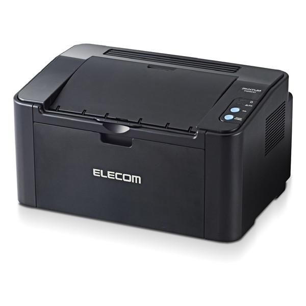 【送料無料】ELECOM EPR-LS01W モノクロレーザープリンタ WiFi接続 スマホ・タブレット対応