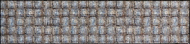 【送料無料】クリーンテックスジャパン D019F Corretto nature 60×260cm[フロアマット 玄関マット ラグ デザインマット 滑り止めマット フローリング]【離島配送不可】
