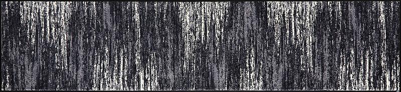 【送料無料】クリーンテックスジャパン D023F Scratchy grey 60×260cm[フロアマット 玄関マット ラグ デザインマット 滑り止めマット フローリング]【離島配送不可】