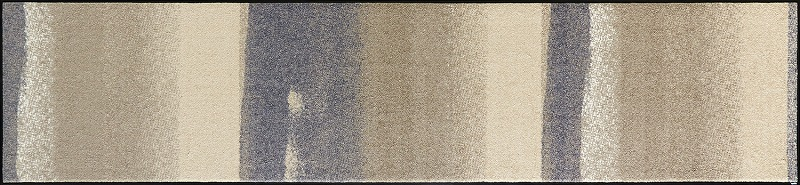 【送料無料】クリーンテックスジャパン J014F Medley beige 60×260cm[フロアマット 玄関マット ラグ デザインマット 滑り止めマット フローリング]【離島配送不可】