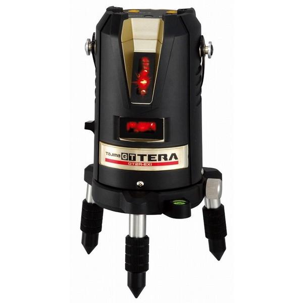 タジマ GT2R-EXI [レーザー墨出し器(縦・横・鉛直)]