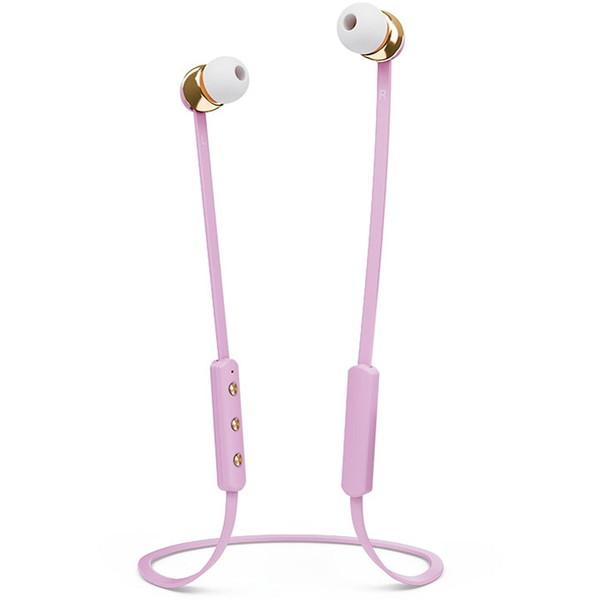 【送料無料】Sudio SD-0017X ピンク VASA Bla [ダイナミック密閉型カナルイヤホン(Bluetooth対応)]