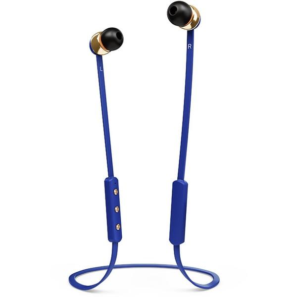 【送料無料】Sudio SD-0016X ブルー VASA Bla [ダイナミック密閉型カナルイヤホン(Bluetooth対応)]