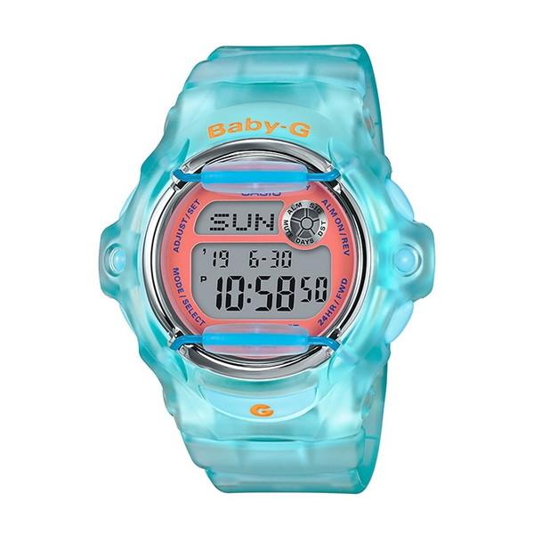 【送料無料】CASIO(カシオ) BG-169R-2CJF Baby-G NEO RETRO COLORS [クォーツ腕時計(レディース)]