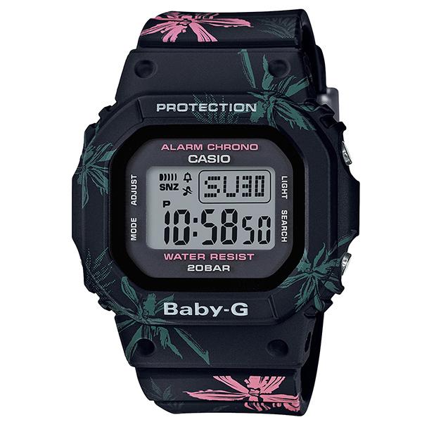 【送料無料】CASIO(カシオ) BGD-560CF-1JF Baby-G SUMMER FLOWER PATTERN [クォーツ腕時計(レディース)]