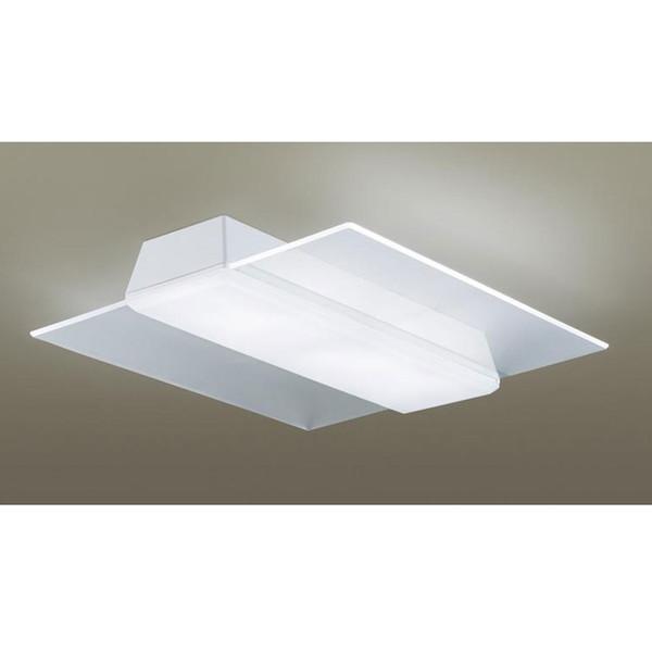 【送料無料】PANASONIC LGBZ1189 [洋風LEDシーリングライト (~8畳/調色・調光) リモコン付き スクエアタイプ]
