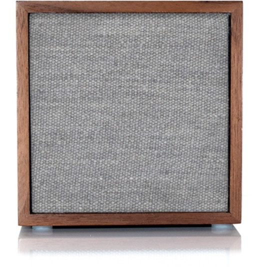 Tivoli Audio CUB-1741-JP Tivoli ART Cube Walnut/Grey [Bluetoothワイヤレススピーカー] CUB1741JP