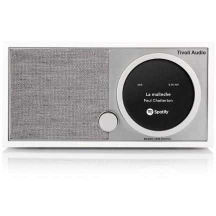 Tivoli Audio MOD-1748-JP Tivoli Model One Digital White/Grey [テーブルラジオスピーカー]